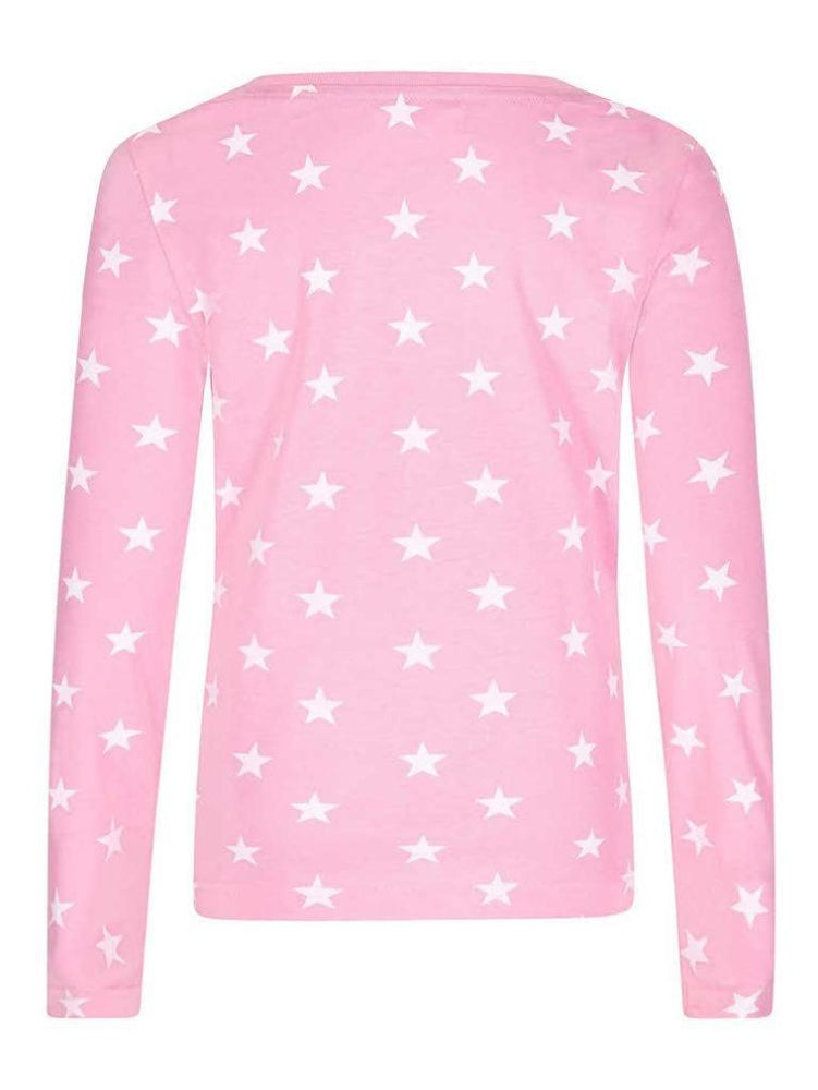 Sugar Squad Long Sleeve Top Pink - Top