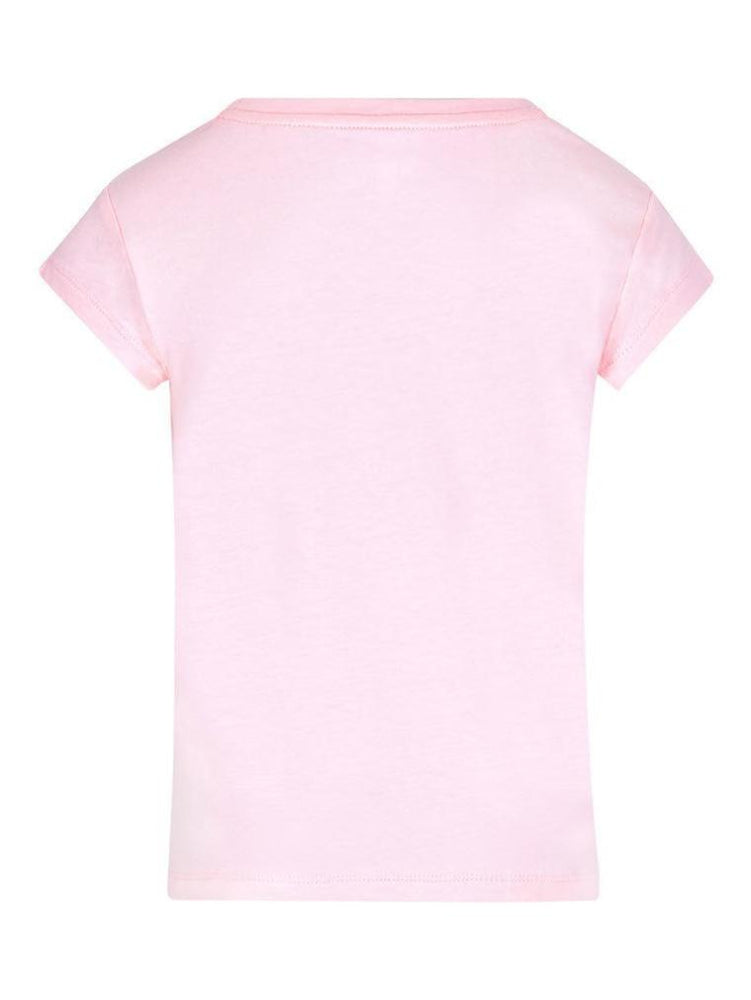 SUGAR SQUAD PRINT T-SHIRT PINK - Fashion Trendz