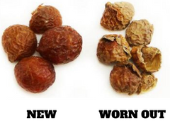 soap nuts natural laundry detergent - eco friendly laundry detergent - zero waste organic laundry