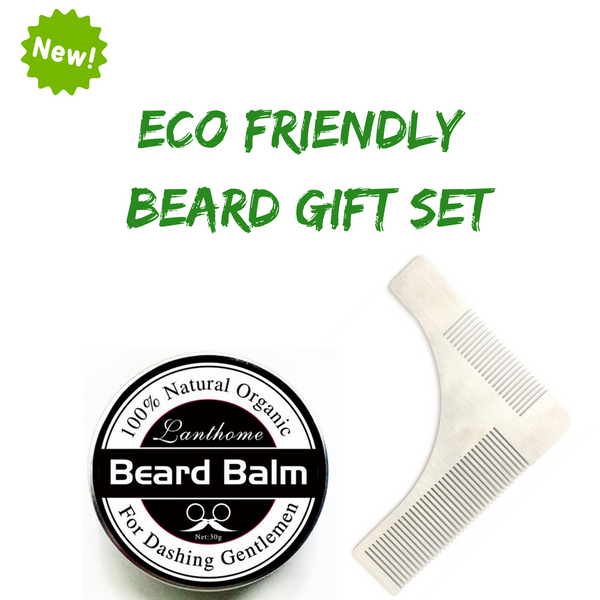 Eco Friendly Beard Gift Set