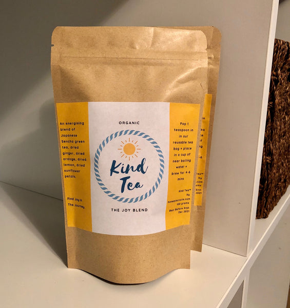 Kind Tea ™️ - The Joy Blend - Loose Leaf Plastic Free Tea