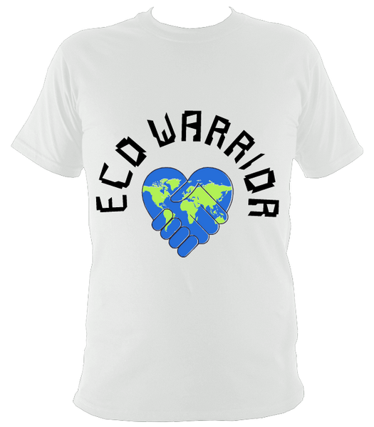 Eco Warrior 100% Organic T-shirt