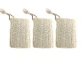 Biodegradable Organic Dish Sponges (Set of 3)