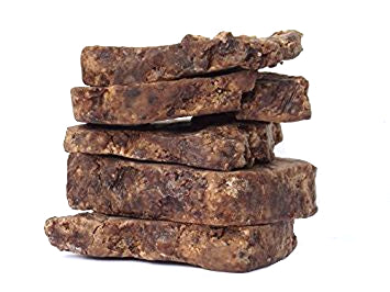 honest miracle raw african black soap - soap that clears up eczema and psoriasis - vegan eczema soap