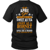 Limited Edition ***April Girl Sweet As Tea Back Print*** Shirts & Hoodies