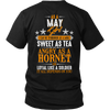 Limited Edition ***May Girl Sweet As Tea Back Print*** Shirts & Hoodies
