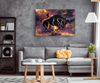 Taurus Canvas Ready To Hang