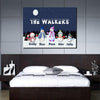 The Walkers Custom Wall Arts