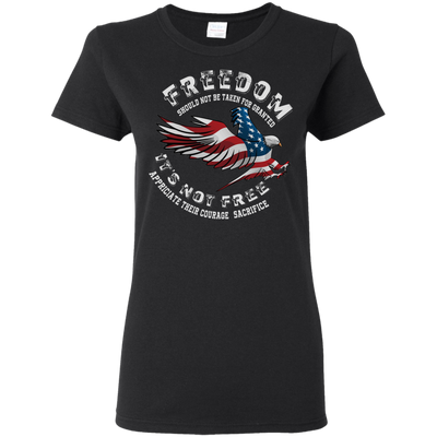 Limited Edition **Freedom Should Not be Taken For Granted** Shirts & Hoodies