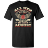 """Best Men Are Born In August"" T-Shirt & Hoodies For Men"