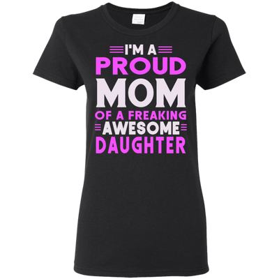 **Proud Mom Of Awesome Daughter**