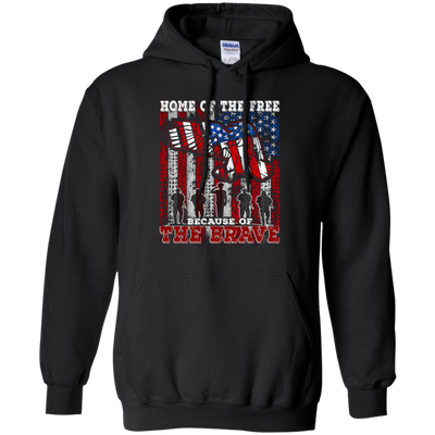 Limited Edition **The Brave** Shirts & Hoodies