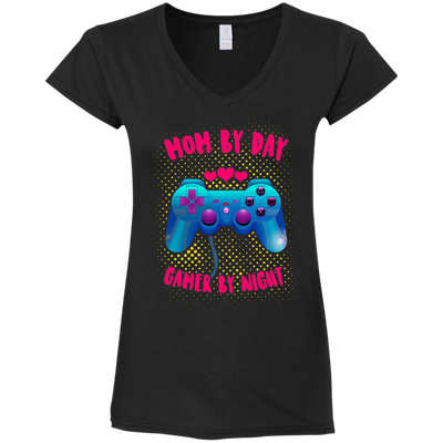 Mother's Day Special **Mom By Day Gamer By Night** Shirts & Hoodies