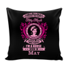Nurses Born In May Pillow Cover