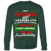 Limited Edition ***December Girl Christmas Back Print*** Shirts & Hoodies