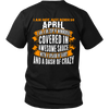 Limited Edition ***Not Just Born In April** Shirts & Hoodies