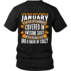 Limited Edition ***Not Just Born In January** Shirts & Hoodies
