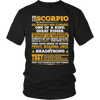 Scorpio Long Quote Shirt, Hoodie & Tank