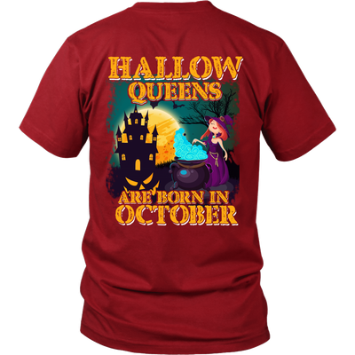 Limited Edition ***October Hallow Queens*** Shirts & Hoodies