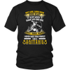 I Am A Sagittarius Yellow Shirt, Hoodie & Tank