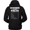 Limited Edition ***October Girl Facts*** Hoodies