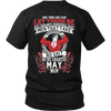LIMITED EDITION **GOD CREATED MAY MEN** SHIRTS & HOODIES