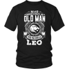 Old Man Leo Shirt - Limited Edition Old Man Leo Shirt, Hoodies & Tank