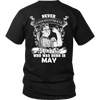 Limited Edition ***Old Lady Born In May*** Shirts & Hoodies