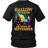 Limited Edition ***September Hallow Queens*** Shirts & Hoodies
