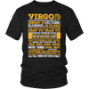 Limited Edition Virgo Long Quotes Shirt, Hoodie & Tank