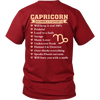 A True Capricorn ***Limited Edition Shirts & Hoodies***