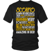 T-shirt - AMAZING IN BED SCORPIO SHIRT