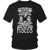 T-shirt - GOOD HEART PISCES SHIRT