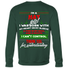 Limited Edition ***May Girls Christmas Back Print*** Shirts & Hoodies