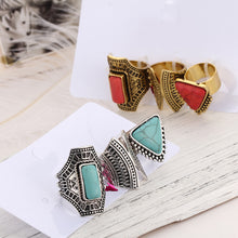 """Bohemian"" Ring Set - New Paris Collection"