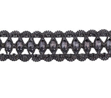 """Lea"" Luxury Statement Choker Necklace - New Paris Collection"