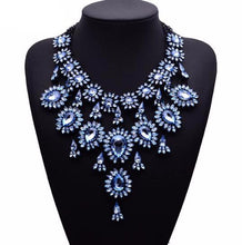 """Kylie"" Luxury Statement Necklace - New Paris Collection"