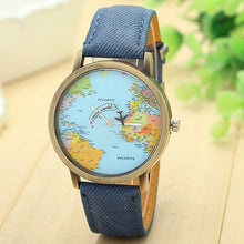 """World"" Watch - New Paris Collection"