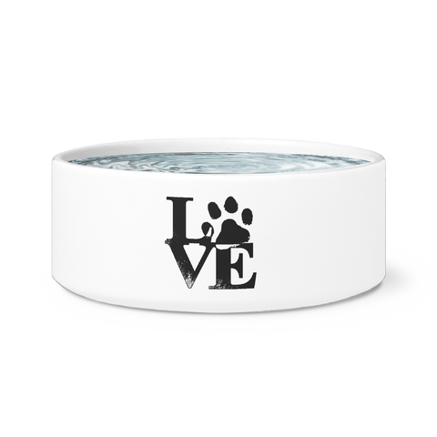 Love Dogs Bowl