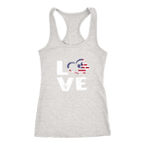 LOVE Women's Tank Top - PuppyShirts