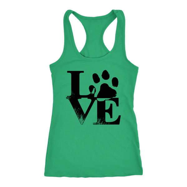 Love Dogs Women's Tank Top - PuppyShirts