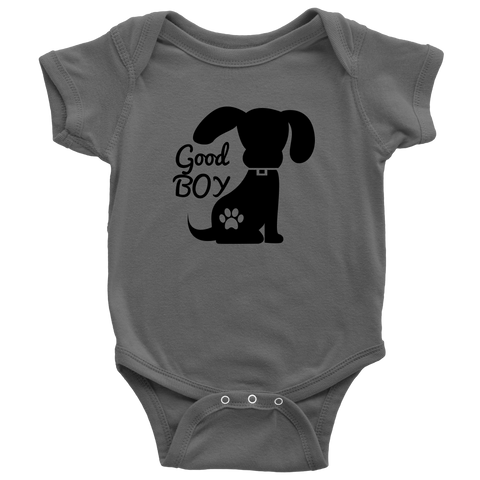 Good Boy Onesie - PuppyShirts