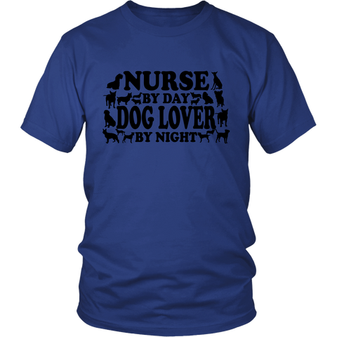 Nurse Dog Lover - PuppyShirts