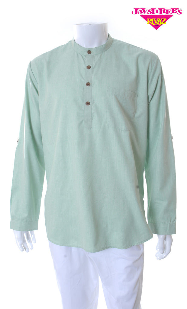 Mint Green Kurta Top