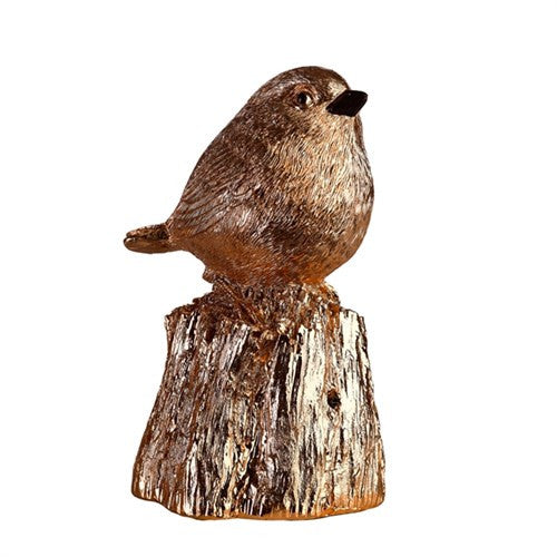 Bronze Singing Bird