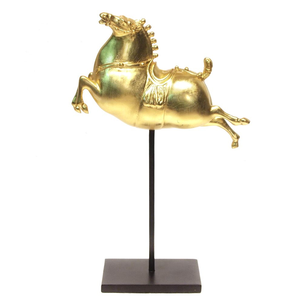 Horse Tang Style B Golden