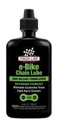Finish Line E-Bike Lubricant 4oz Liquid