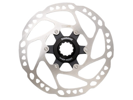 Shimano Disc Brake Rotor Deore. SM-RT64. 160mm Centrelock.