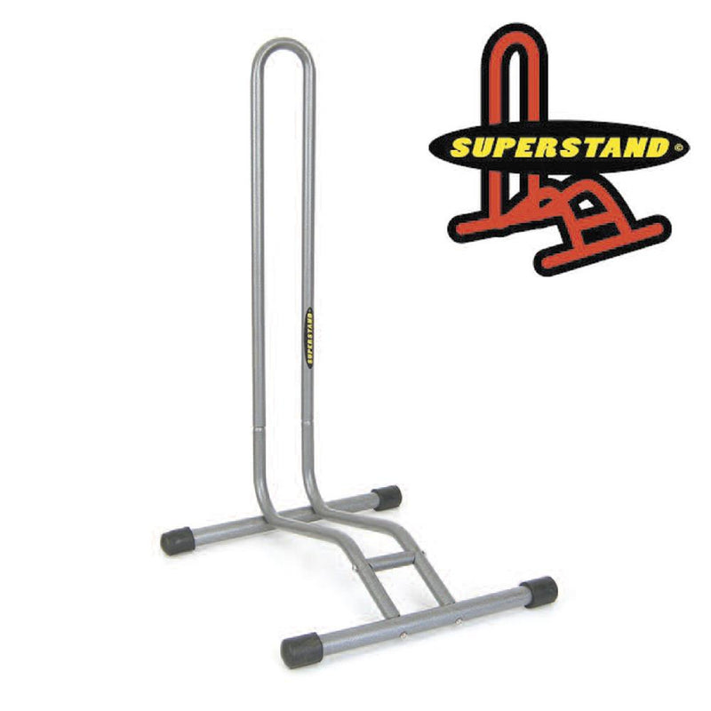 "Willworx Single Bike Superstand Bike Rack 2.5"" Boxed SS"