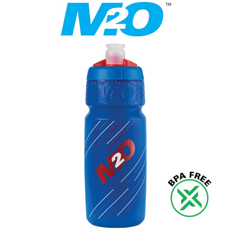 M2O Pilot Water Bottle 710ml Blue/Red